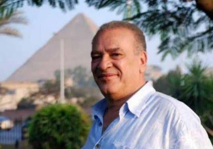 الفنان صلاح عبدالله - مسلسل شقة 6