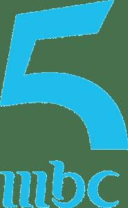شعار قناة إم بي سي 5