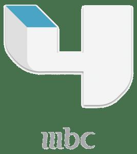 شعار قناة mbc 4