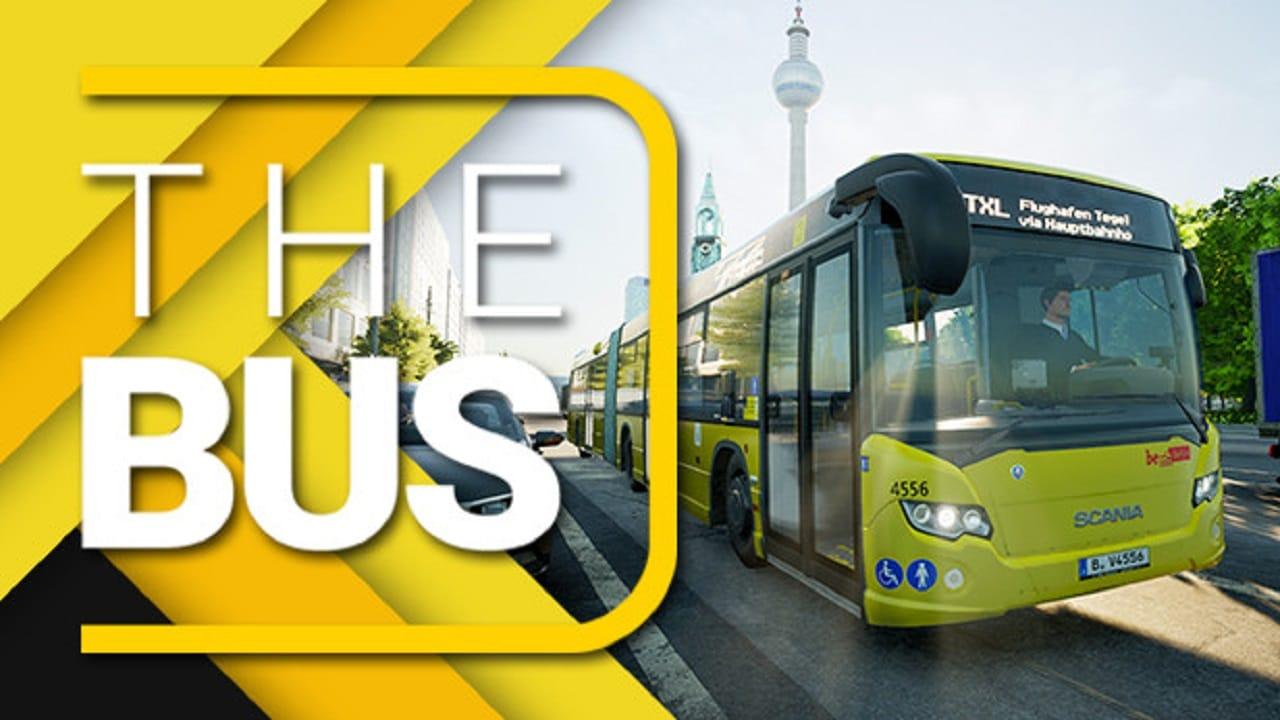 لعبة محاكي الباصات The Bus