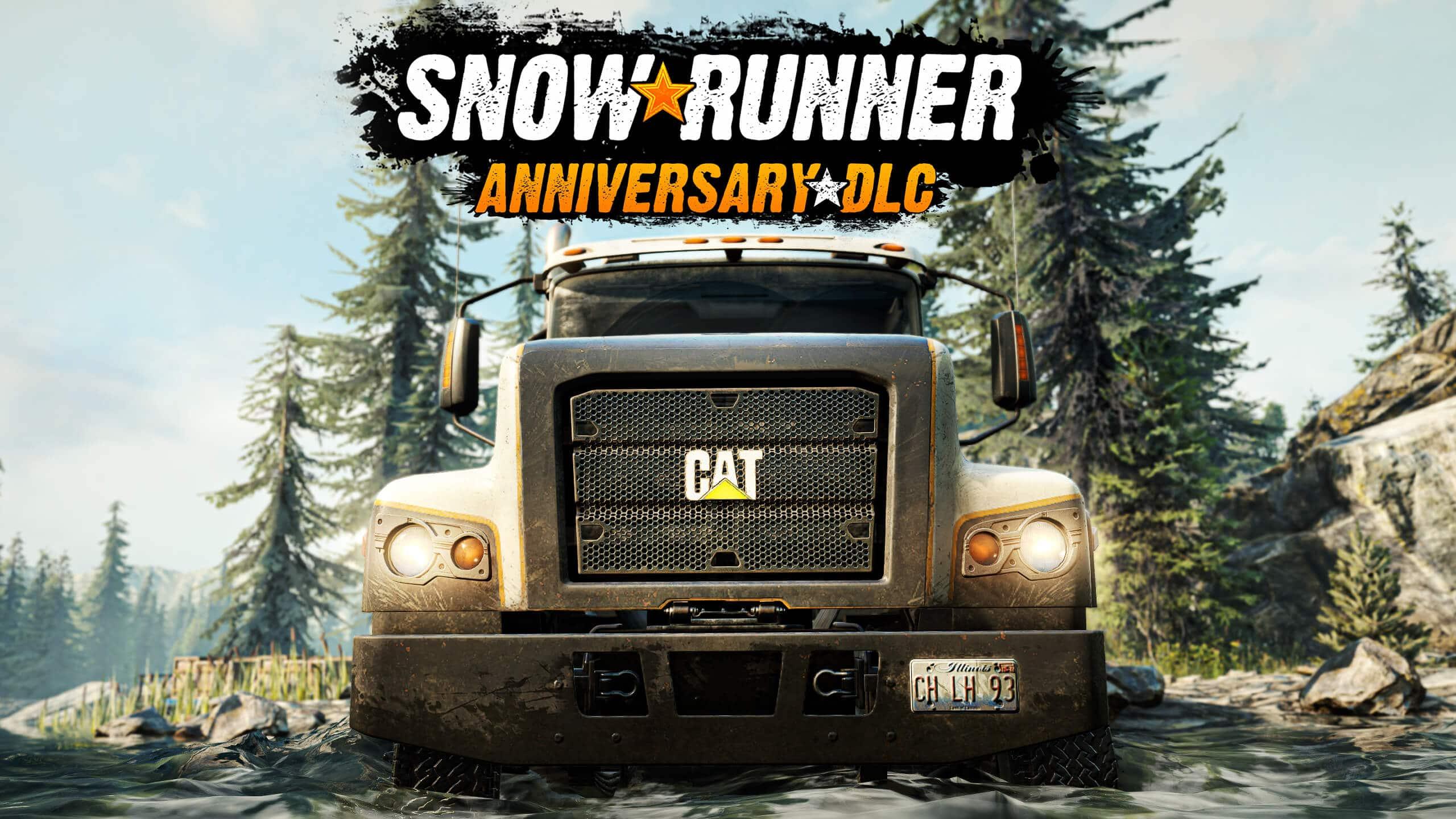 لعبة محاكي التغريز Snow Runner