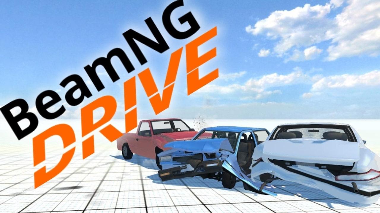 لعبة محاكي الحوادث BeamNG Drive