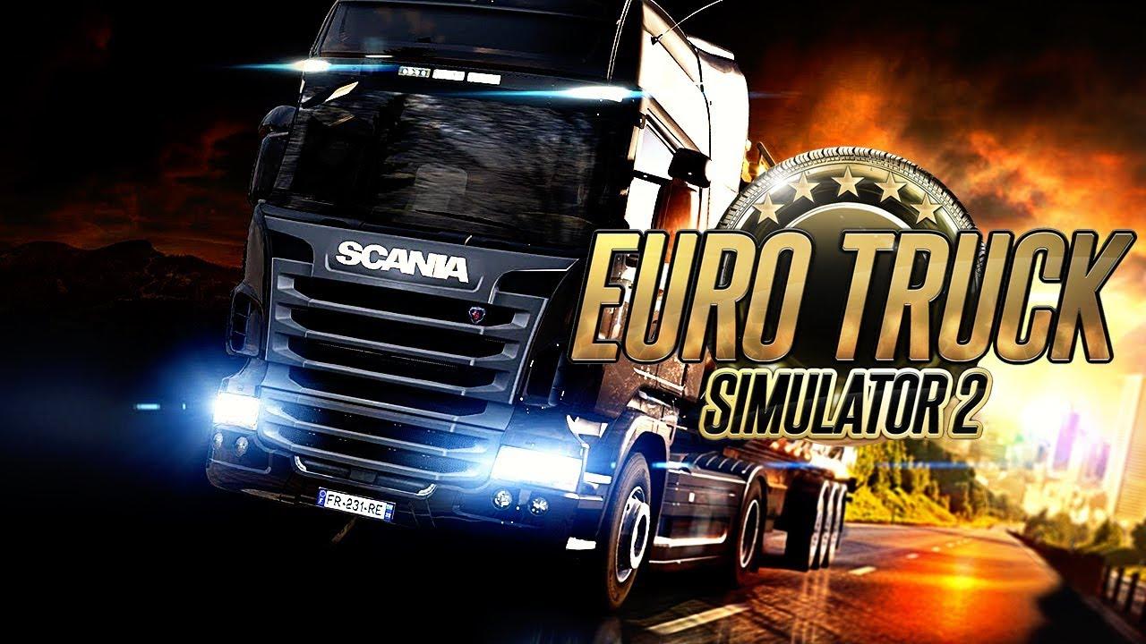 لعبة محاكي الشاحنات الاوربية Euro Truck Simulator 2