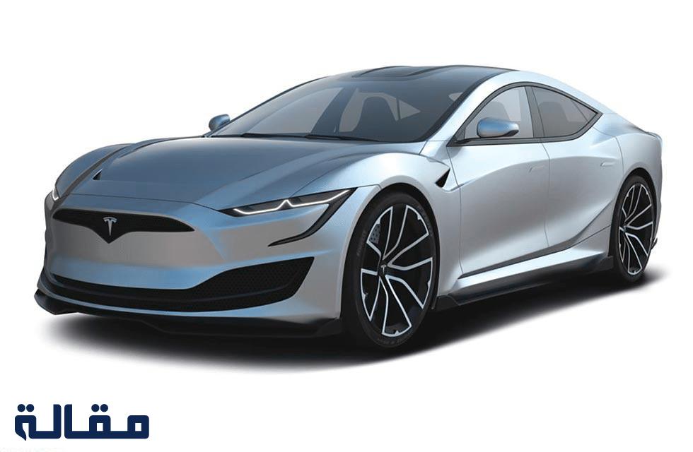 2022 Tesla S Plaid
